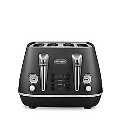 DeLonghi - Black 'Distinta' toaster CTI 4003.BK