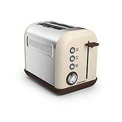Morphy Richards - Sand 'Accents' 2 slice toaster 222004