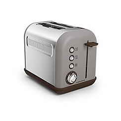 Morphy Richards - Pebble 'Accents' 2 slice toaster 222005