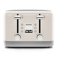 Kenwood - Cream kmix toaster TFX750CR