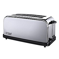 Russell Hobbs - Chester long metallic 2 slot multitoaster 23520