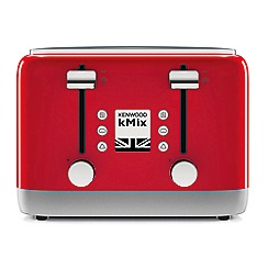 Kenwood - Red kmix toaster TFX750RD
