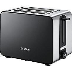 Bosch - Black sky toaster TAT7203GB