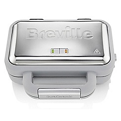 Breville - Duraceramic waffle maker VST072