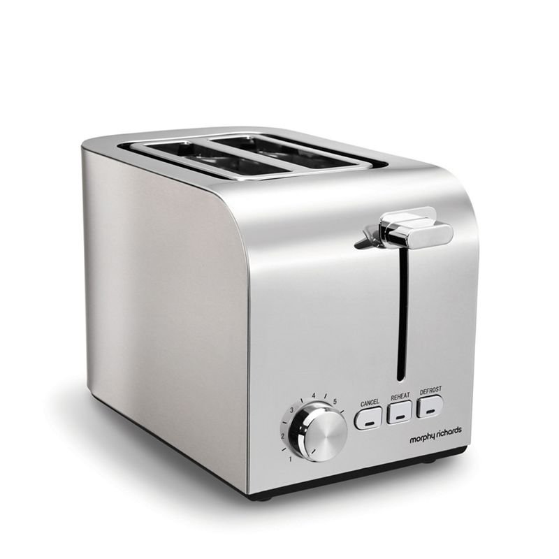 Morphy Richards – Stainless Steel 'Equip' 2 Slice Toaster 222055