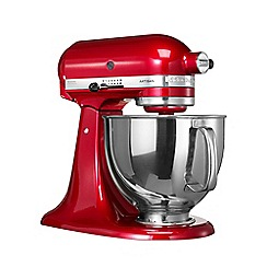 KitchenAid - Artisan® Empire Red stand mixer KSM150