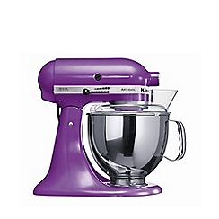 KitchenAid - Artisan KSM150 Grape stand mixer