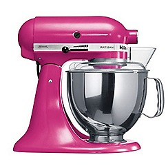 KitchenAid - Artisan KSM150 Cranberry stand mixer