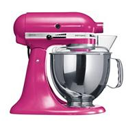 KitchenAid Artisan KSM150 Cranberry stand mixer