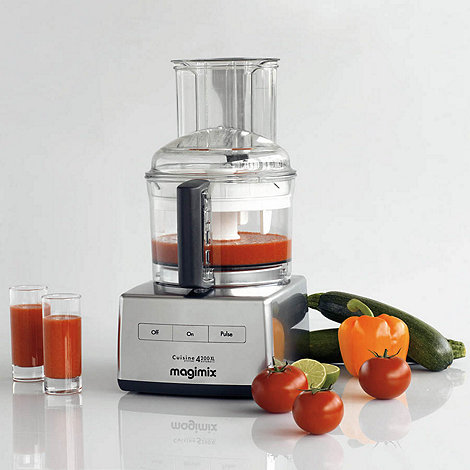 Magimix - Cuisine Systeme 4200XL Satin food processor