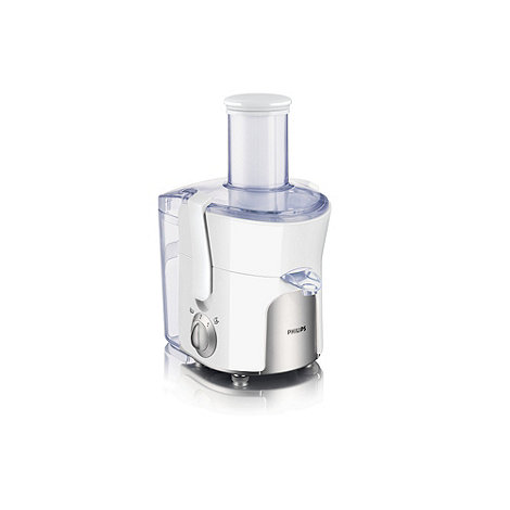 Philips - White +HR1854+ juicer