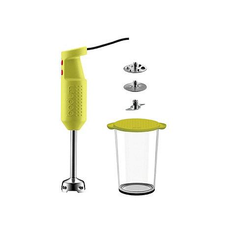 Bodum - Lime +Bistro+ K11179-565 hand blender