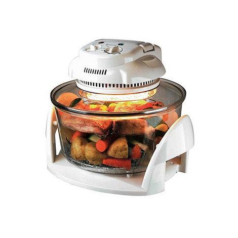 Team - White halogen cooker