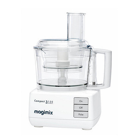 Magimix - White +3150+ food processor