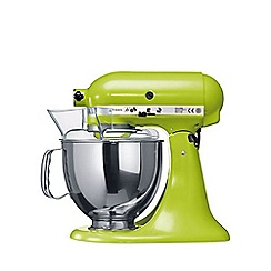 KitchenAid - Artisan® Green Apple stand mixer KSM150