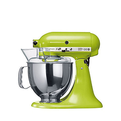 KitchenAid - Artisan 5KSM150BGA Apple Green stand mixer