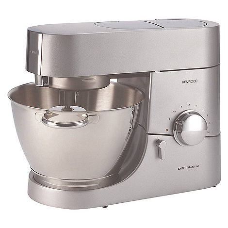 Kenwood - Titanium +KMC010+ kitchen machine
