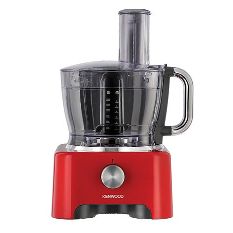 Kenwood - Red Kmix food processor FPX931