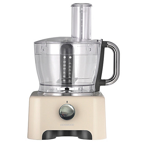 Kenwood - Almond Kmix food processor FPX932