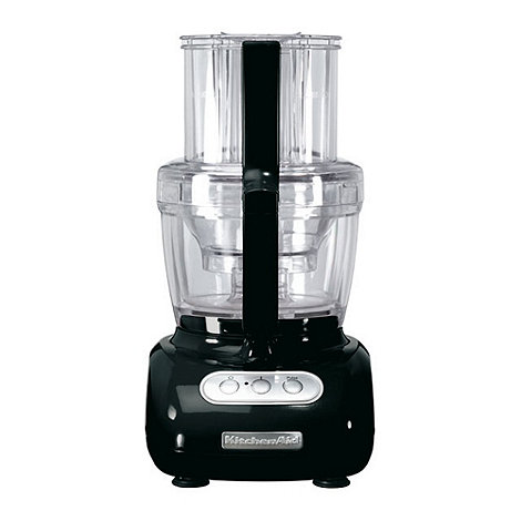 KitchenAid - Artisan 5KFPM775BOB Onyx Black food processor