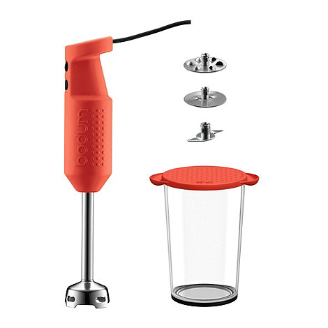 Bodum - Red +Bistro+ K11179-294UK hand blender