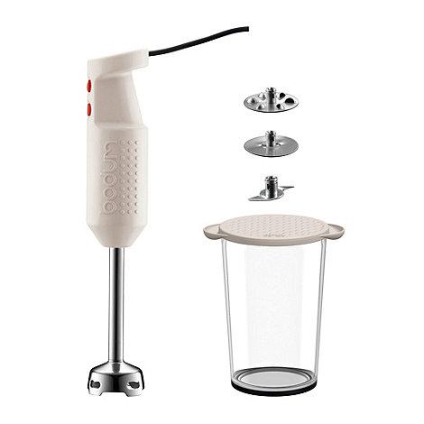 Bodum - White +Bistro+ K11179-913K hand blender