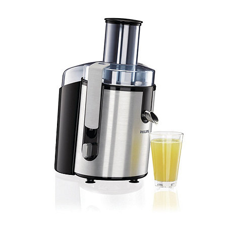 Philips - Aluminium Collection juicer HR1861