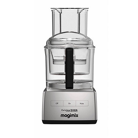 Magimix - Cuisine Systeme 5200XL satin food processor