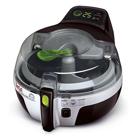 Tefal - Black ActiFry Family 1.5kg health fryer AW950040