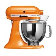 Artisan 5KSM150BTG Tangerine stand mixer