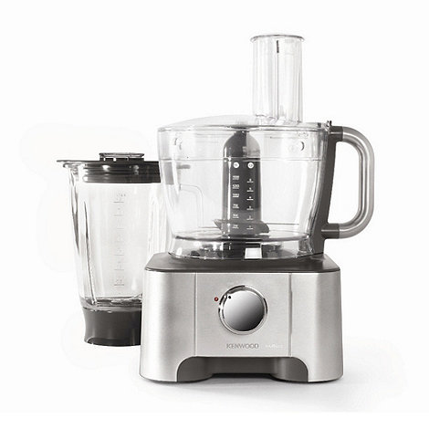 Kenwood - Silver FP929 multi pro food processor