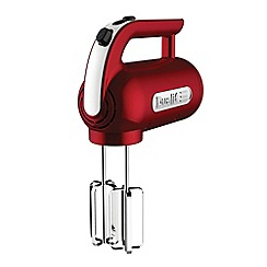 Dualit - Metallic red '89301' hand mixer