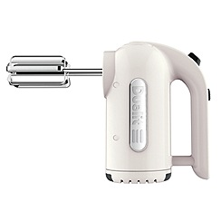 Dualit - Canvas white '89303' hand mixer