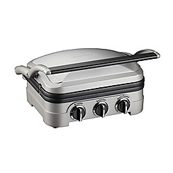 Cuisinart - Griddle and Grill GR4CU