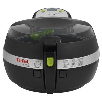 Tefal black ActiFry 1kg health fryer AL806240