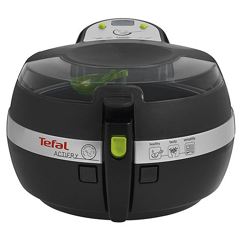 Tefal - Black ActiFry 1kg health fryer AL806240