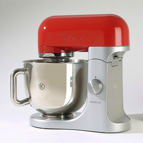 Kenwood - Red food mixer Kmix KMX51