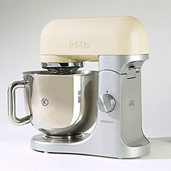 Kenwood - Almond food mixer Kmix KMX52