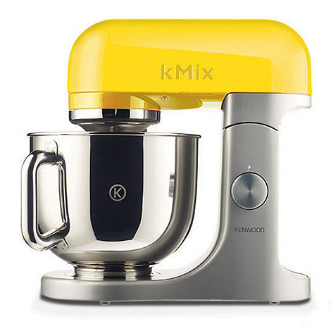 Kenwood - Yellow Stand Mixer Kmix KMX98