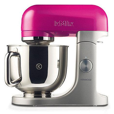 Kenwood - Pink stand mixer Kmix KMX99