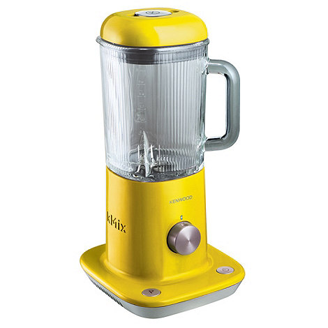 Kenwood - Yellow blender Kmix BLX68