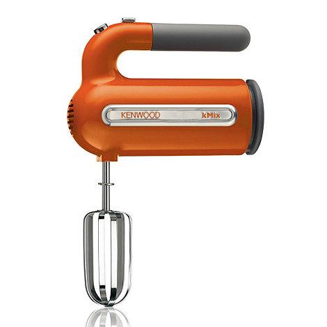 Kenwood - Orange Hand Mixer Kmix HM807