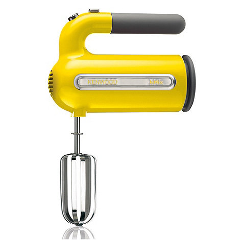 Kenwood - Yellow hand blender Kmix HM808