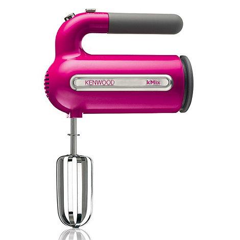 Kenwood - Pink hand blender Kmix HM809