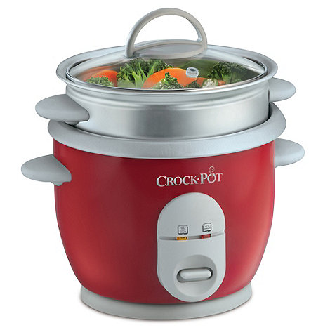 Crock-Pot - Crock Pot Red Rice Cooker CKCPRC4725-060