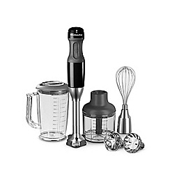 KitchenAid - Black hand blender 5KHB2571BOB