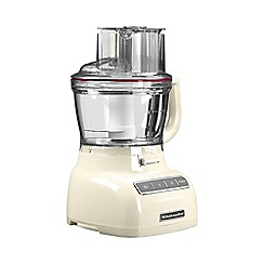 KitchenAid - 5KFP1335BAC 'Almond Cream' food processor