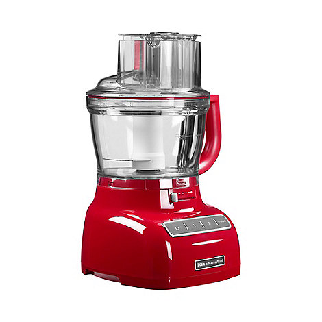 KitchenAid - 5KFP1335BER +Empire Red+ food processor