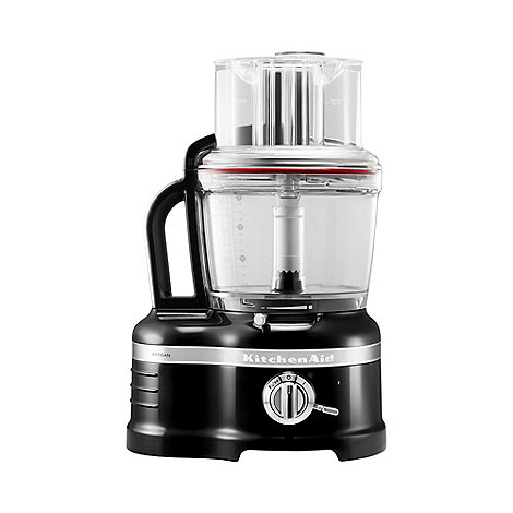 KitchenAid - Black Artisan 4.1L Food Processor 5KFP1335BOB
