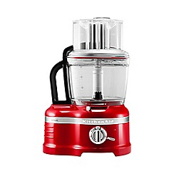 KitchenAid - Red Artisan Empire 4.1L Food Processor 5KFP1335BER